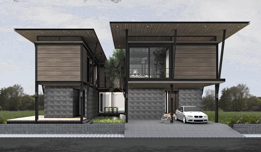 HOUSE TYPE St 02a